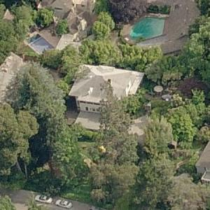 Mark Zuckerberg's house (Birds Eye)