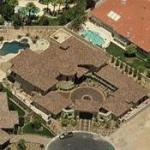 Destiny Davis' house (Birds Eye)