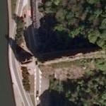 Bayard Rock (Bing Maps)