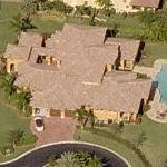Jay Feely's house (Birds Eye)