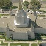 LDS Temple - Oakland (Birds Eye)