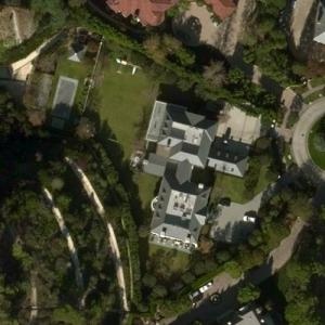Edward S. Glazer's House (Bing Maps)