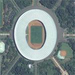 Gelora Bung Karno Stadium (Bing Maps)