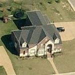 Albert Haynesworth's house