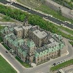 Canadian Parliament East Block (Bing Maps)