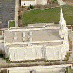 LDS Temple - St. Louis (Birds Eye)
