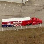 IndyCar Series hauler (Birds Eye)