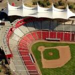 Cohen Stadium (Birds Eye)