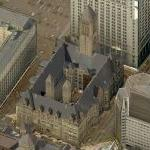 Allegheny County Courthouse (Birds Eye)
