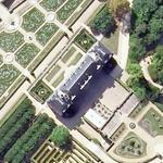 Auvers-sur-Oise castle (Bing Maps)