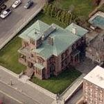 Morse/Libby House AKA Victoria Mansion (Birds Eye)