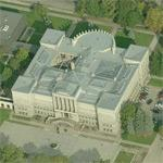 Vytautas the Great War Museum (Birds Eye)