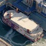 Ameristar Council Bluffs Riverboat Casino (Birds Eye)