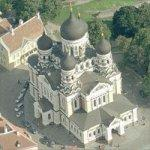 Alexander Nevsky Cathedral (Birds Eye)