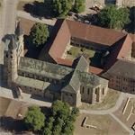 Unser Lieben Frauen Monastery (Birds Eye)