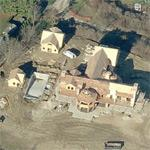 Jennifer Lopez' house (Birds Eye)