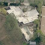 Jane Fonda and Richard Perry's house (Birds Eye)
