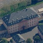Deutschhaus Mainz (Birds Eye)