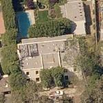 Terry Semel's House (Birds Eye)