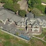 John McAfee's House (Birds Eye)