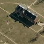 Fort Smith National Historic Site (Birds Eye)