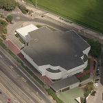 Astroballe (indoor sporting arena) (Birds Eye)