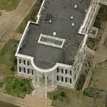 Mississippi Governor's Mansion (Birds Eye)