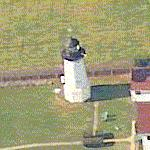 Warwick Point Light (Bing Maps)