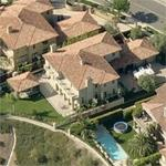 Corey Maggette's house (former) (Birds Eye)