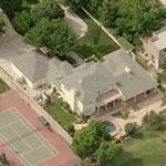 Jeff Steven's house (Birds Eye)