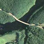 Misaligned Bridge (Bing Maps)