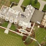 George James' House (Birds Eye)
