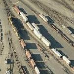 Freight Trains (Birds Eye)