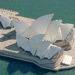 Sydney Opera House (Birds Eye)