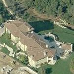Britney Spears' House (Birds Eye)