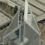 Duke Energy Center (Birds Eye)