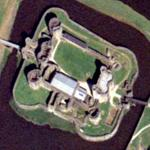 Caerphilly Castle (Bing Maps)
