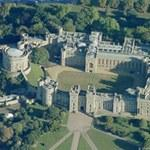 Windsor Castle (Birds Eye)