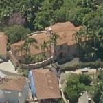 Barry Weiss' house (Bing Maps)