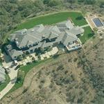 Pete Sampras' house (Birds Eye)