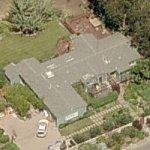 Tori Spelling & Dean McDermott's house (former) (Birds Eye)