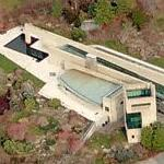 Alice Lawrence's House (former) by Rafael Viñoly (Birds Eye)