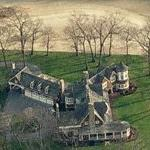 L. Scott Frantz's Island Estate (Birds Eye)