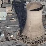 Three Mile Island Unit 2 (TMI-2) East Cooling Tower (Bing Maps)