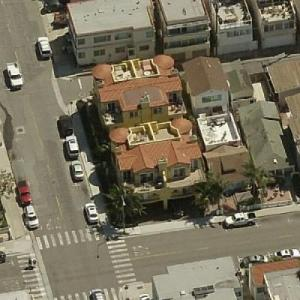 TMZ's Charles Latibeaudiere's House (Birds Eye)