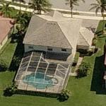 Marlon Byrd's House