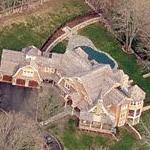 Robert and Dina Upton's House (Birds Eye)