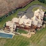 Viktor Vekselberg's Estate (57th Richest Man in the World) (Birds Eye)