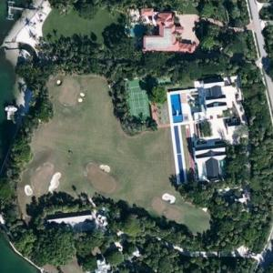 Tiger Woods' House (Birds Eye)