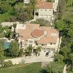 Jessica Simpson & Nick Lachey's House (former) (Birds Eye)